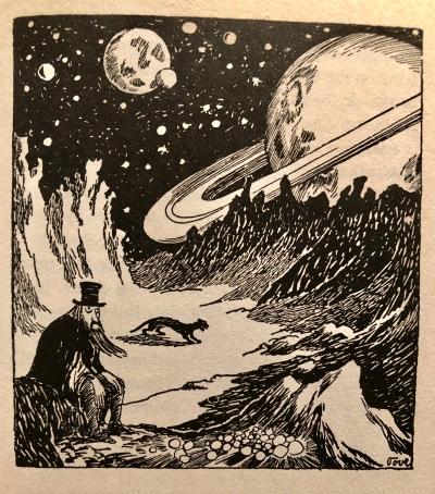 Hobgoblin on the Moon
